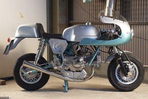 Ducati Sport из Honda Monkey