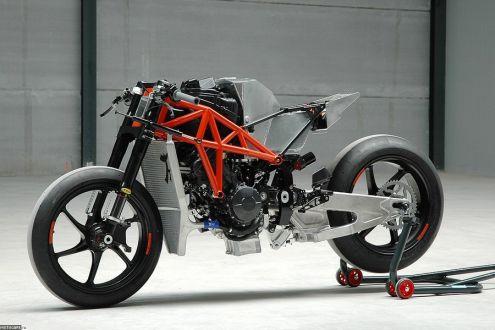 Шасси Bottpower Bott M210 для Moto2