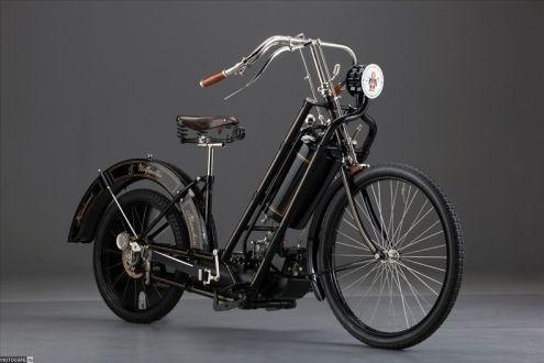 Moto Arte Design: Hildebrand & Wolfmuller