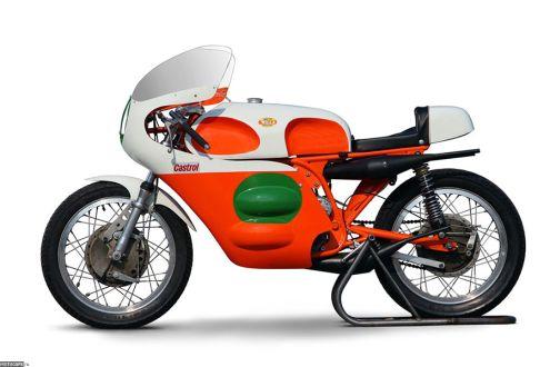 250cc Villa V4
