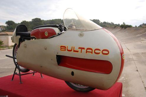 Испанский рекордсмен Bultaco Cazarecords отметил 50-летний юбилей