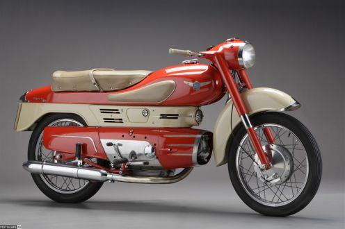 Moto Arte Design: Aermacchi Chimera