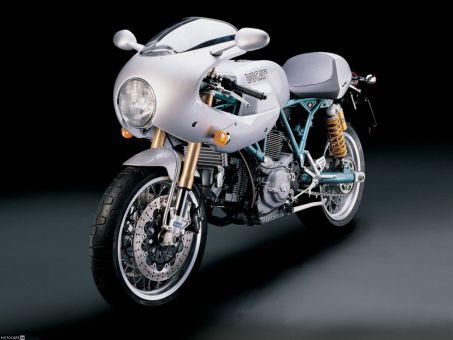 Устройство задней подвески мотоцикла. Ducati Paul Smart 1000 2005
