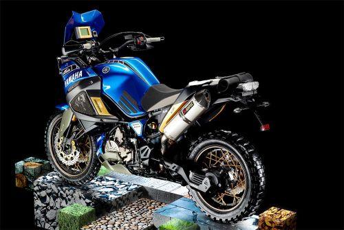 Intermot 2010: Yamaha World Crosser – культ излишества