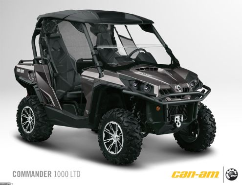 BRP Can-Am Commander LTD