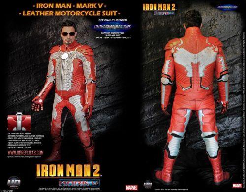 Мотокомбез Iron Man Style