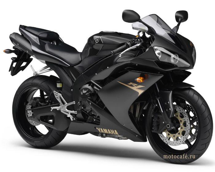 Первые фотографии Yamaha R1