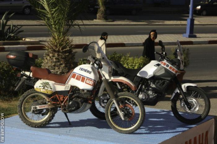 Yamaha Tenere xt660z 2008