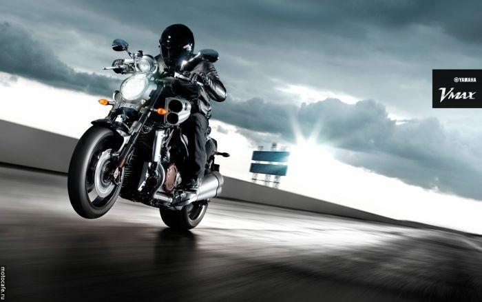 Yamaha V-max 2009 1650x1050