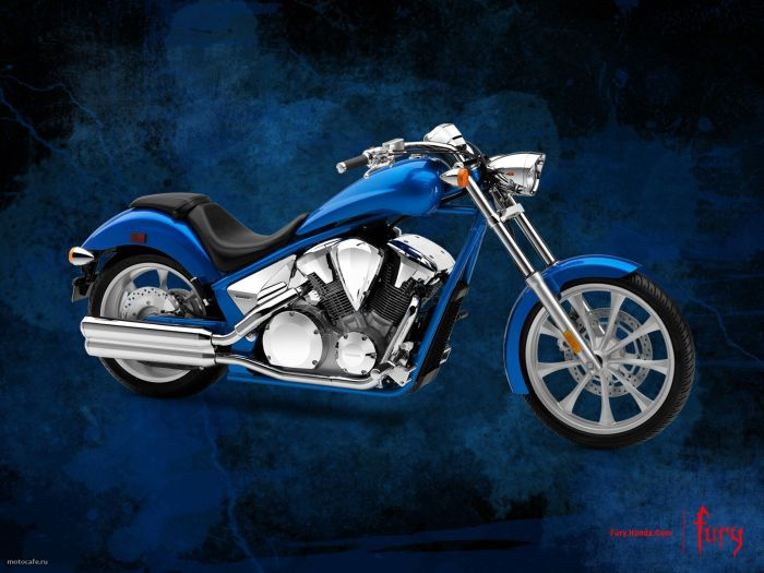 Wallpapers Honda Fury 2010