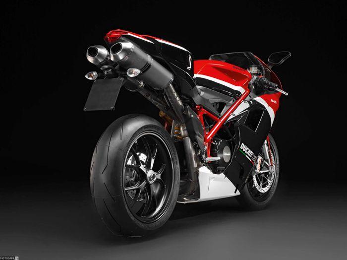 2012 Ducati 848 EVO Corse Special Edition – еще больше трека