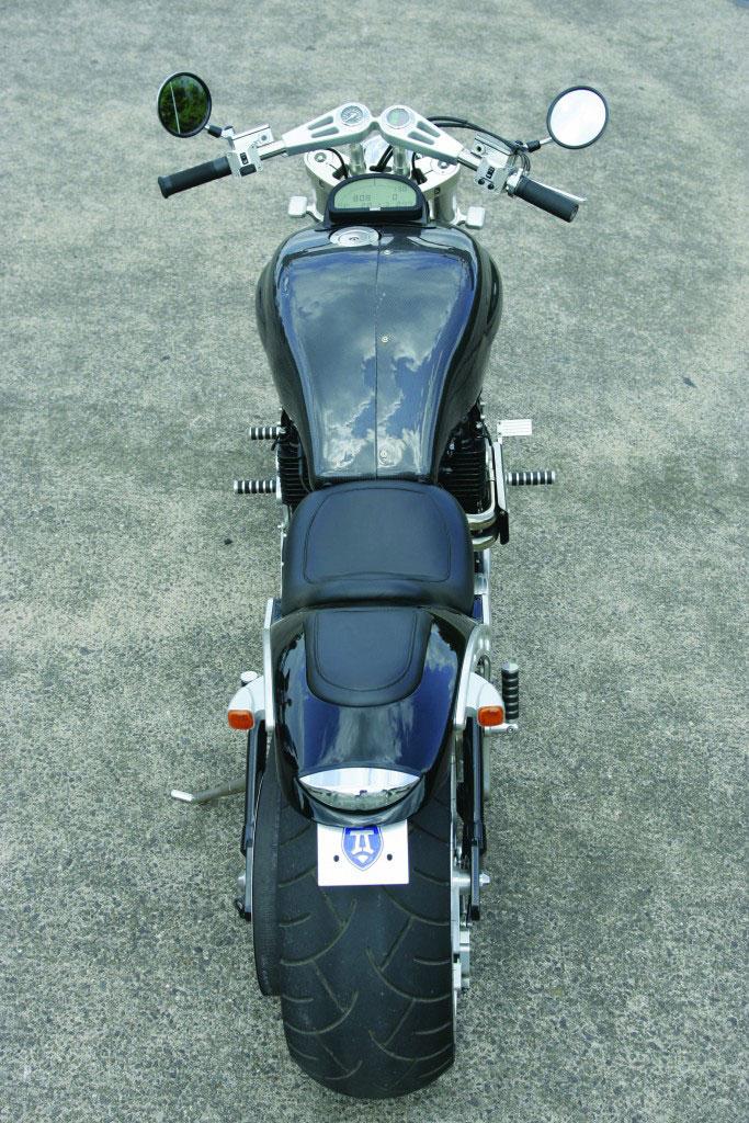 Дизель-байк от Neander Motors