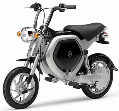 Электро-скутер Yamaha EC-02