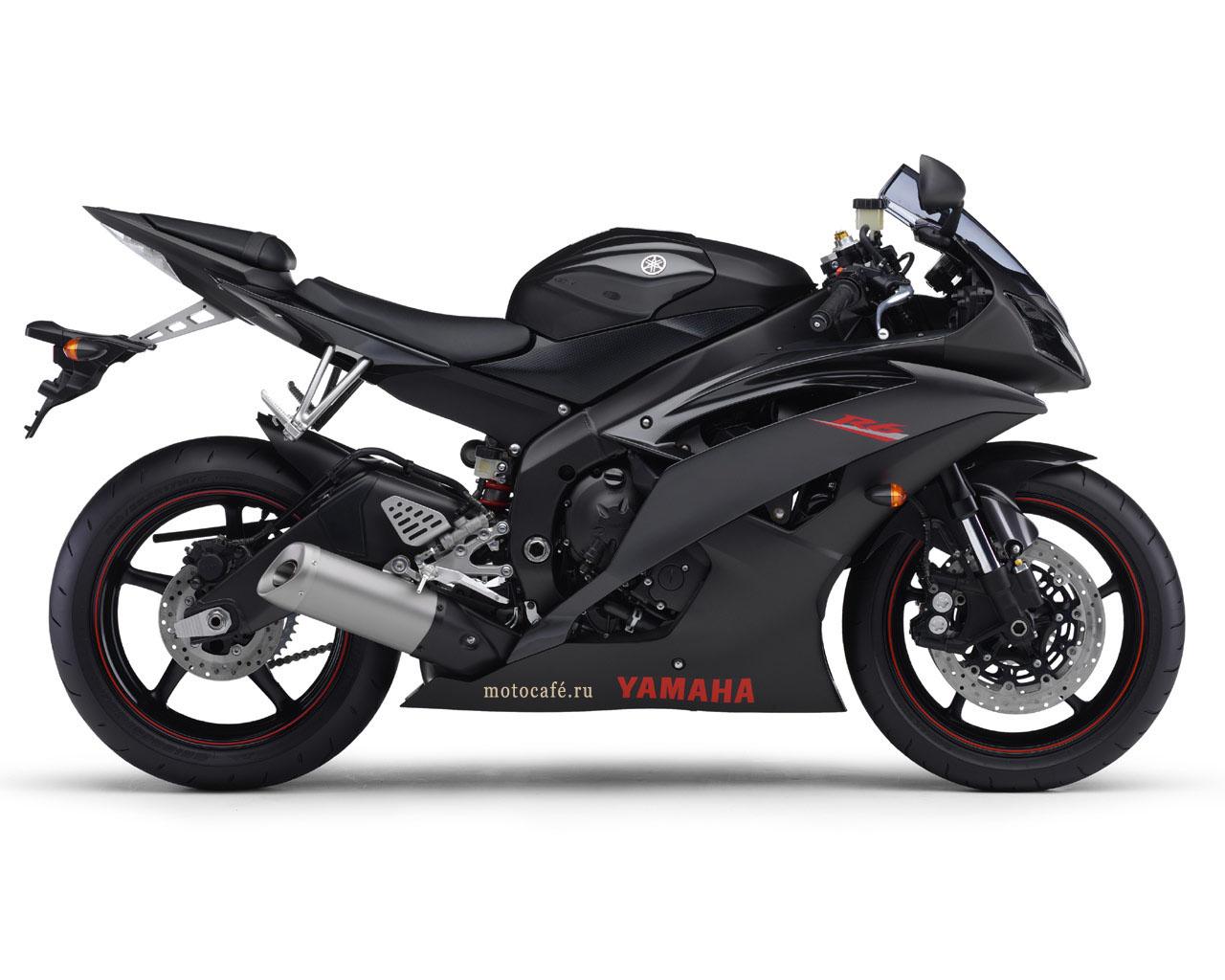 Первые фото Yamaha R6