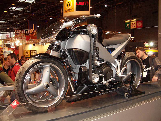 Raging Buell: Lazareth XB12S