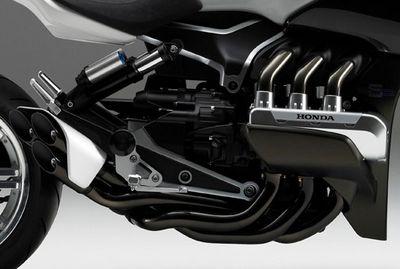 Evo6, Forza 250 Z, CB1100F, CB1100R - концепты Honda на выставке Tokyo Motor Show 2007 (TMS 2007)