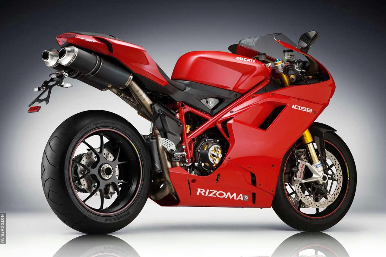 Rizoma: Кит-комплект для Ducati 1098