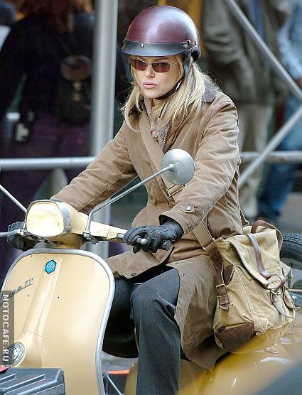 «Переводчица» Николь Кидман колесит по улицам Нью-Йорка.