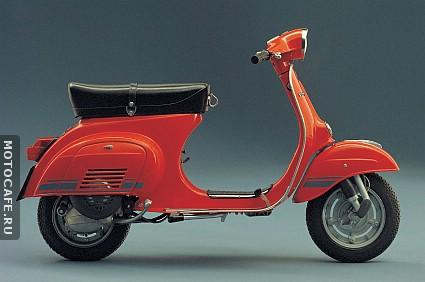 Дизайн Vespa приятно удивляет своей лаконичностью.