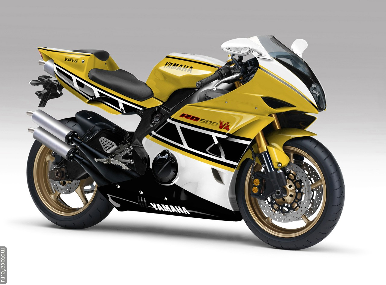 фото ямаха мотоцикл
