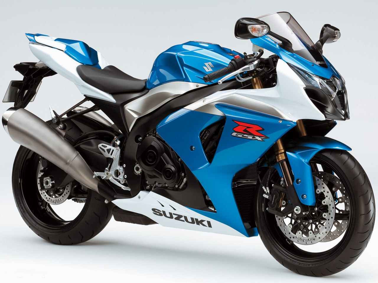 2009 Suzuki GSX-R1000 Sport Bike