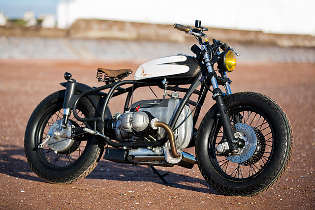 Artisan на базе BMW R80/7 от Kevil's Speed Shop