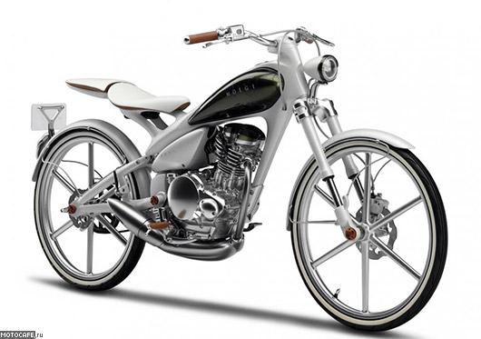 Yamaha Y125 Moegi