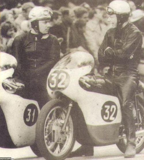 Они были первыми… Экскурс в историю советского мотоспорта